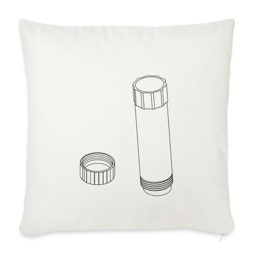Gluestick (no text). - Sofa pillow cover 44 x 44 cm