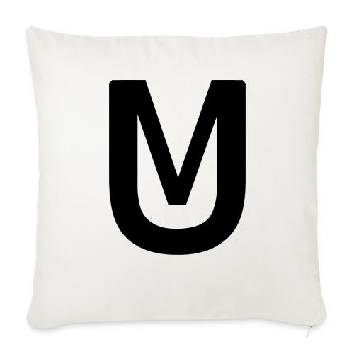 Black Ultimatti Productions Merch Design 2018 - Sofakissenbezug 44 x 44 cm