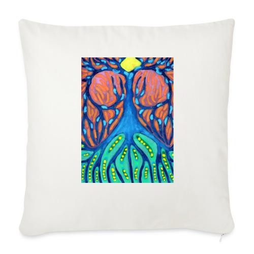 Drapiężne Drzewo - Poszewka na poduszkę 44 x 44 cm