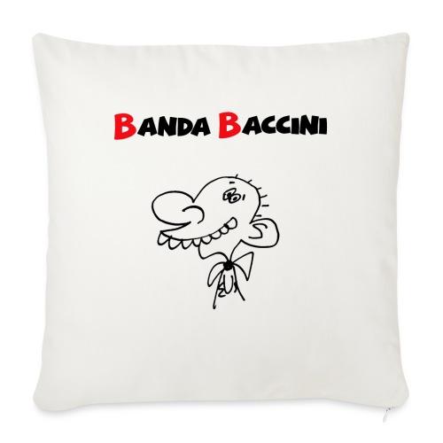 Banda Baccini. - Copricuscino per divano, 44 x 44 cm