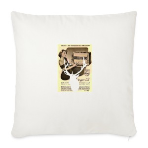 Stag - Sofa pillow cover 44 x 44 cm