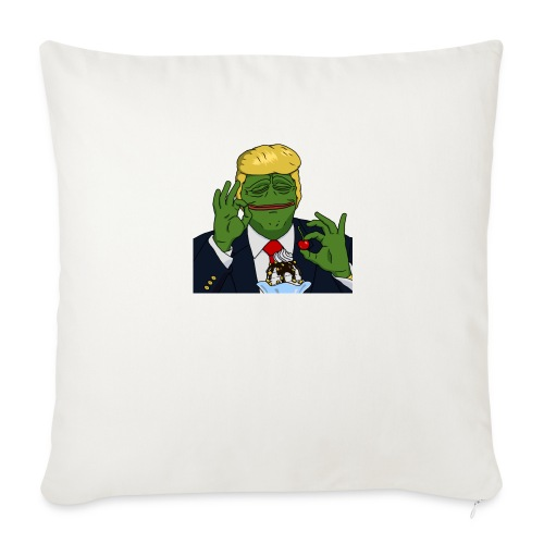 Two Scoops Trump - Sofa pillow cover 44 x 44 cm
