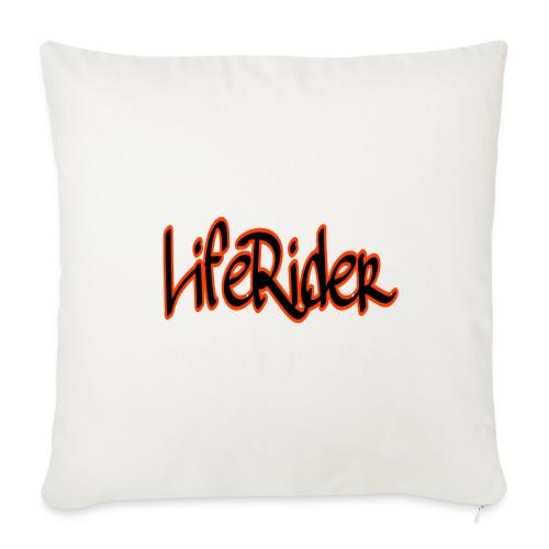 LifeRider - Sofakissenbezug 44 x 44 cm