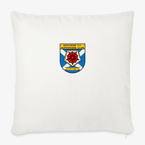 Montrose FC Supporters Club - Sofa pillow cover 44 x 44 cm