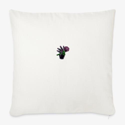 Rosa - Copricuscino per divano, 44 x 44 cm