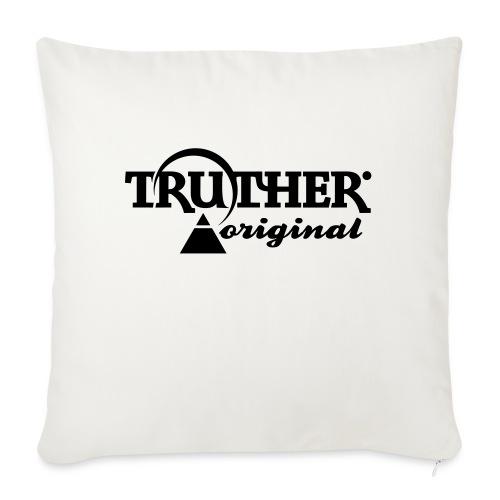 Truther - Sofakissenbezug 44 x 44 cm