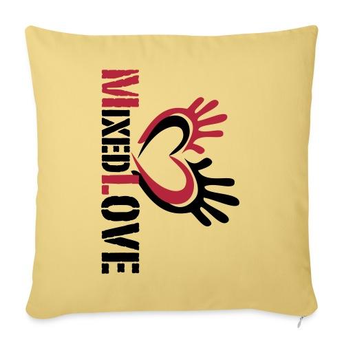 MixedLove - Sofa pillowcase 17,3'' x 17,3'' (45 x 45 cm)