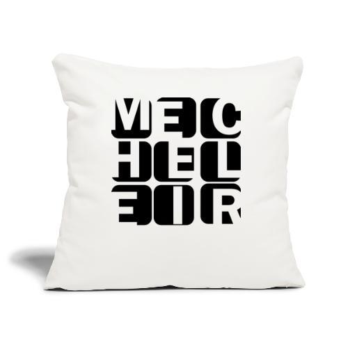 Mecheleir Cubes - Sierkussenhoes, 45 x 45 cm