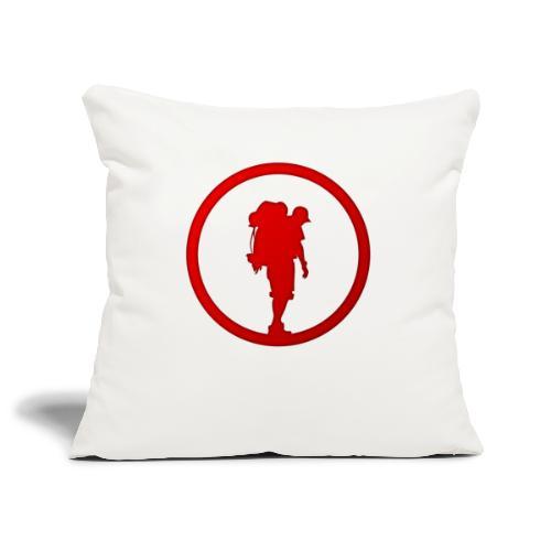 Outdoor Technica Icon - Sofa pillowcase 17,3'' x 17,3'' (45 x 45 cm)