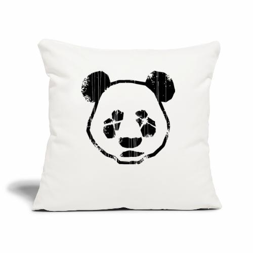 Panda - Sierkussenhoes, 45 x 45 cm