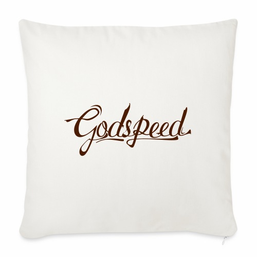 Godspeed 2 - Sohvatyynyn päällinen 45 x 45 cm