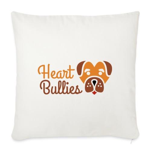 Nur für echte Bulldoggen-Liebhaber! - Sofakissenbezug 44 x 44 cm
