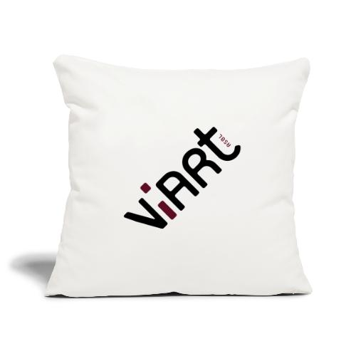 ViArt asbl Logo - Sofakissenbezug 44 x 44 cm