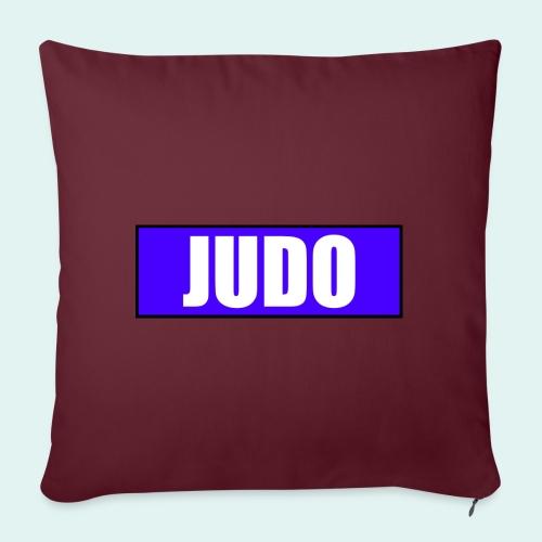 Judo Blau 2. Kyu - Sofakissenbezug 44 x 44 cm