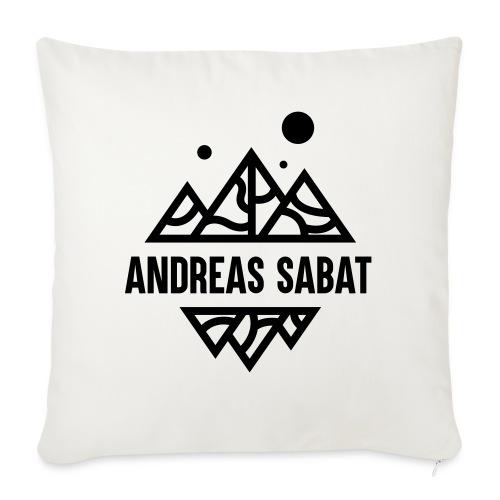 Andreas Sabat - Pudebetræk 45 x 45 cm