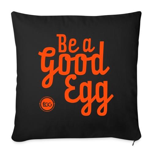 'Be a Good Egg' - Sofa pillowcase 17,3'' x 17,3'' (45 x 45 cm)