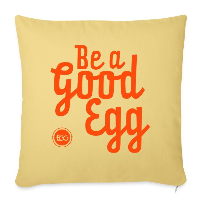 'Be a Good Egg'