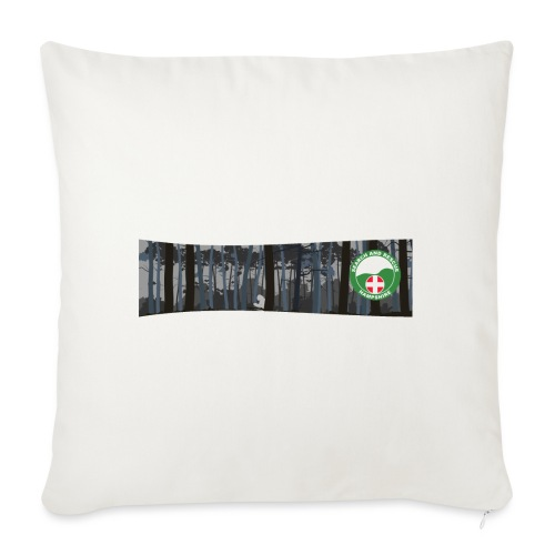 HANTSAR Forest - Sofa pillowcase 17,3'' x 17,3'' (45 x 45 cm)