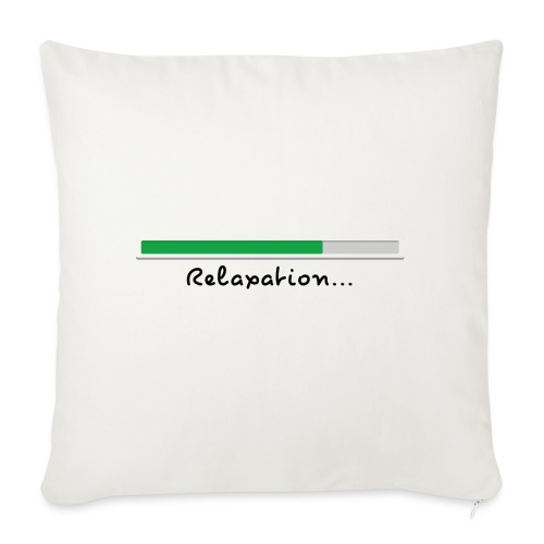 relaxation - Sofa pillowcase 17,3'' x 17,3'' (45 x 45 cm)