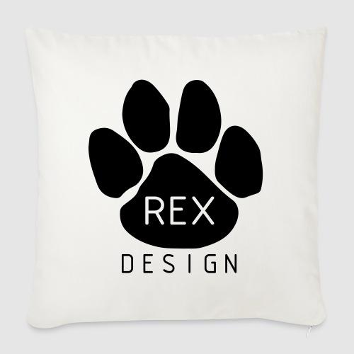 Rex Design - Sofa pillowcase 17,3'' x 17,3'' (45 x 45 cm)