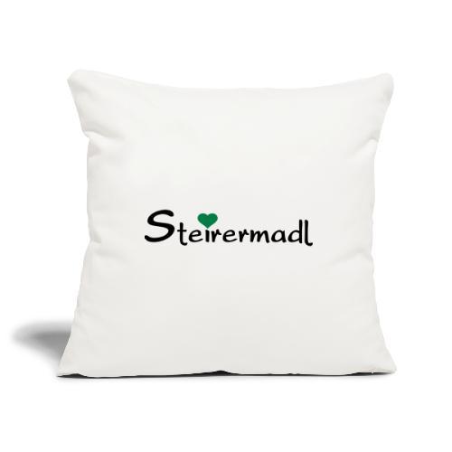 Steirermadl - Sofakissenbezug 44 x 44 cm