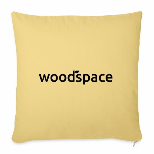 woodspace brand - Poszewka na poduszkę 45 x 45 cm