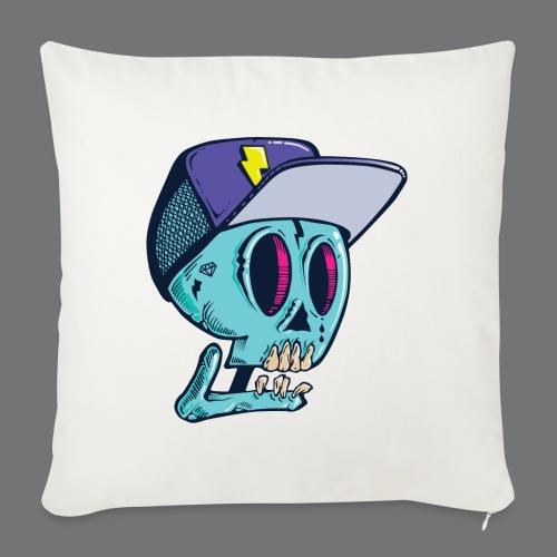 Death Tee Shirts - Sofa pillowcase 17,3'' x 17,3'' (45 x 45 cm)