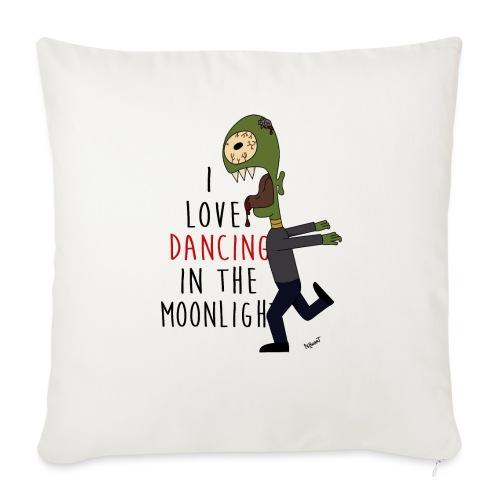 zombie t shirt gif - Copricuscino per divano, 45 x 45 cm