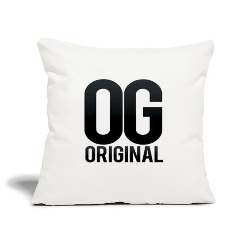 OG as original - Sofa pillowcase 17,3'' x 17,3'' (45 x 45 cm)