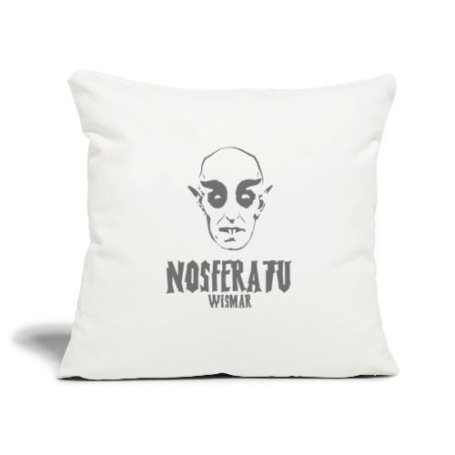 Nosferatu Horrorfilm Horror Gruselig - Sofakissenbezug 44 x 44 cm
