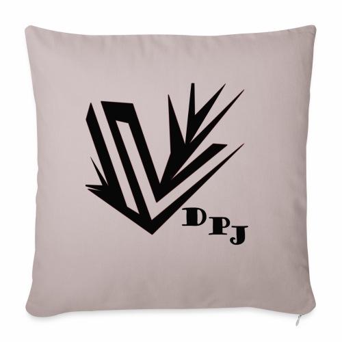 dpj - Housse de coussin décorative 45x 45cm