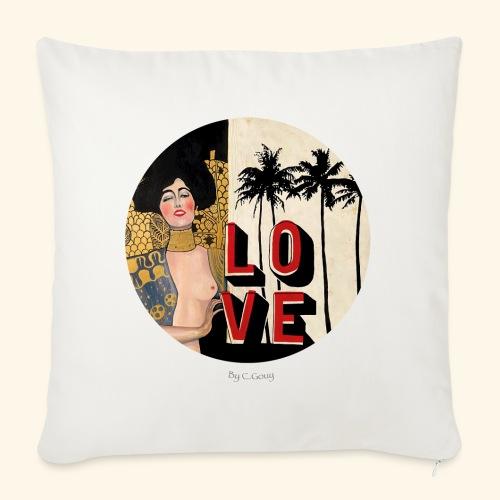 Love - Housse de coussin décorative 45x 45cm