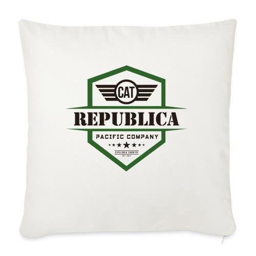 REPUBLICA CATALANA color - Funda de cojín, 45 x 45 cm