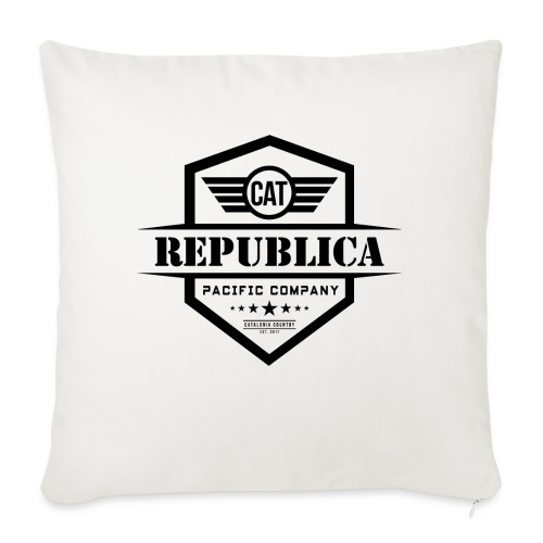 REPUBLICA CATALANA ELEGANT - Funda de cojín, 45 x 45 cm