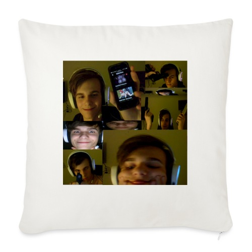 miltaptweets - Sofa pillowcase 17,3'' x 17,3'' (45 x 45 cm)