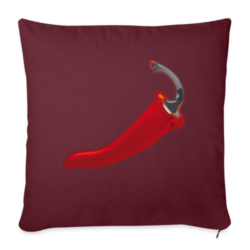 Chili - Sofa pillowcase 17,3'' x 17,3'' (45 x 45 cm)