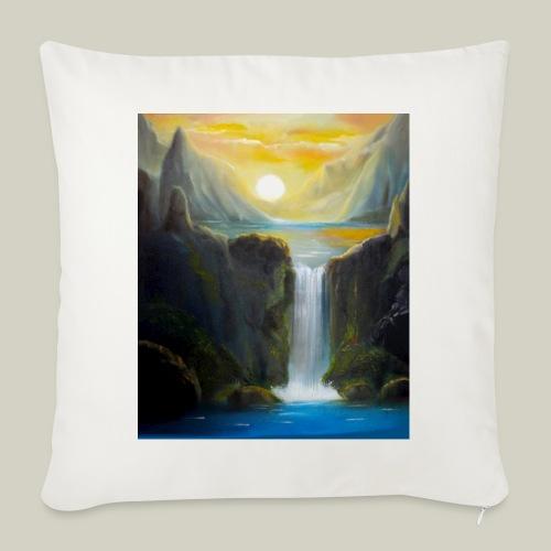 Waterfall - Sofakissenbezug 44 x 44 cm