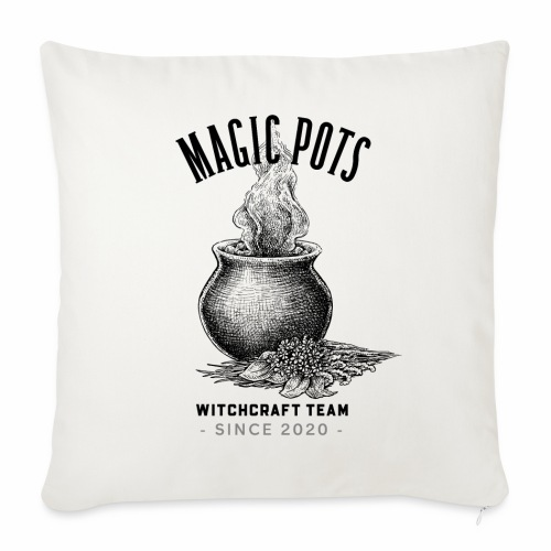Magic Pots Witchcraft Team 2020 Hexen Magier Trank - Sofakissenbezug 44 x 44 cm