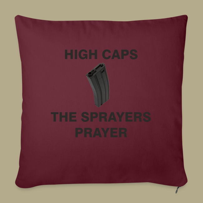 Sprayers Prayer