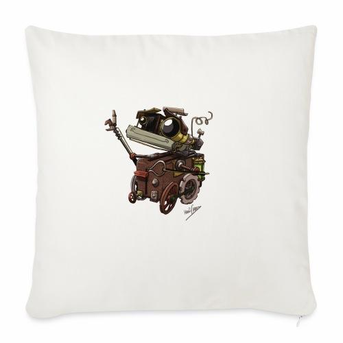 Bout 2 Robot - Sofa pillowcase 17,3'' x 17,3'' (45 x 45 cm)