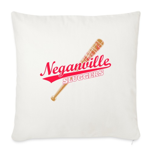 Neganville Sluggers - Sofa pillowcase 17,3'' x 17,3'' (45 x 45 cm)