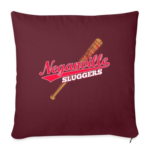 Neganville Sluggers - Sofa pillowcase 17,3'' x 17,3'' (45 x 45 cm)