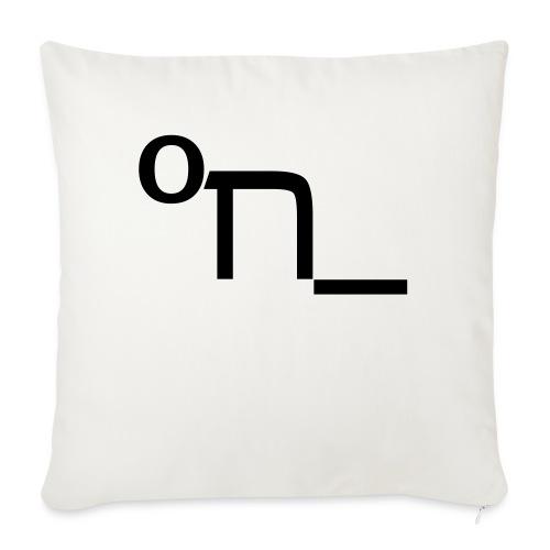 DRUNK - Sofa pillowcase 17,3'' x 17,3'' (45 x 45 cm)