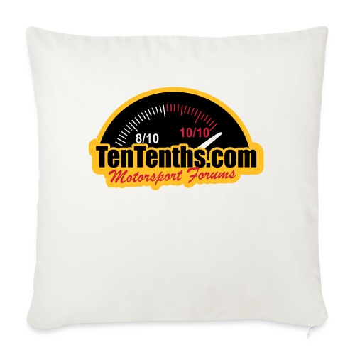 3Colour_Logo - Sofa pillowcase 17,3'' x 17,3'' (45 x 45 cm)