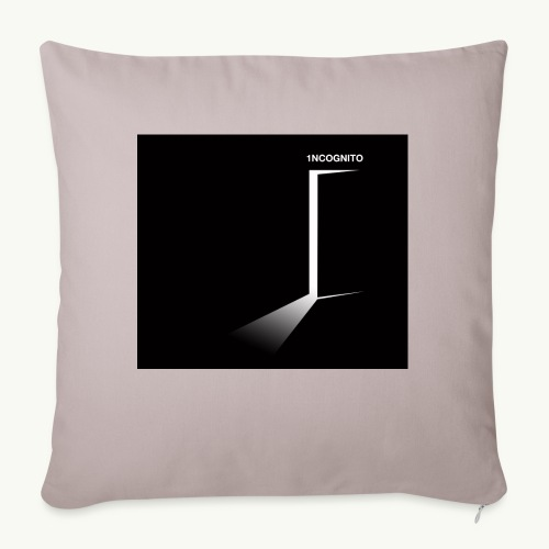 1ncognito - Sofa pillowcase 17,3'' x 17,3'' (45 x 45 cm)