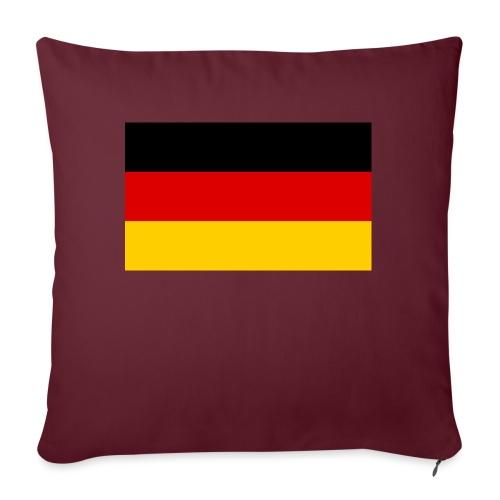 2000px Flag of Germany svg - Sofakissenbezug 44 x 44 cm