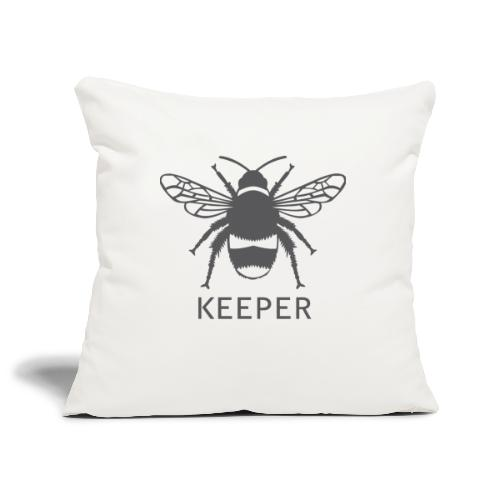 Bee Keeper - Sofa pillowcase 17,3'' x 17,3'' (45 x 45 cm)