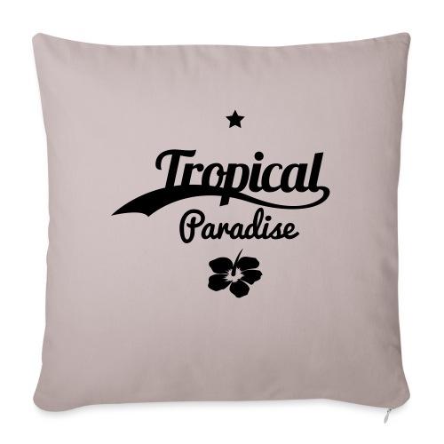 Tropical paradise - Sohvatyynyn päällinen 45 x 45 cm