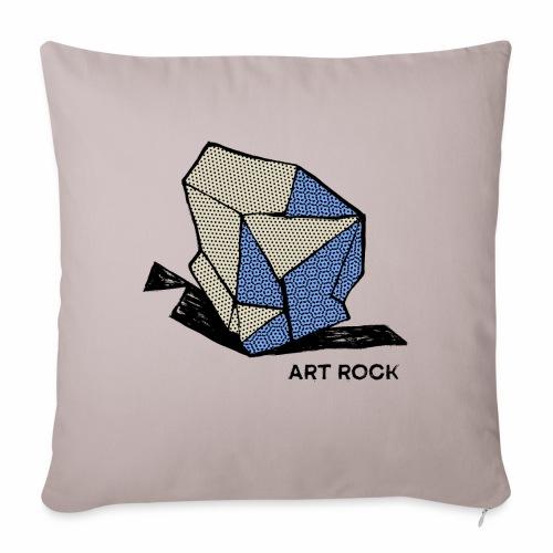 ART ROCK No 1 colour - Sierkussenhoes, 45 x 45 cm