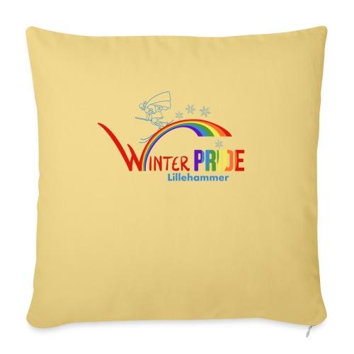 Winterpride - Sofaputetrekk 45 x 45 cm